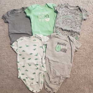 Baby Boys Carter's Onesies Bundle